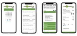 Green Market Cafe User Flow